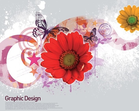 the korea design elements psd layered yi001