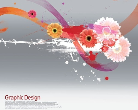 the korea design elements psd layered yi002