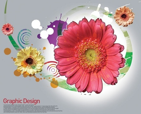 the korea design elements psd layered yi008
