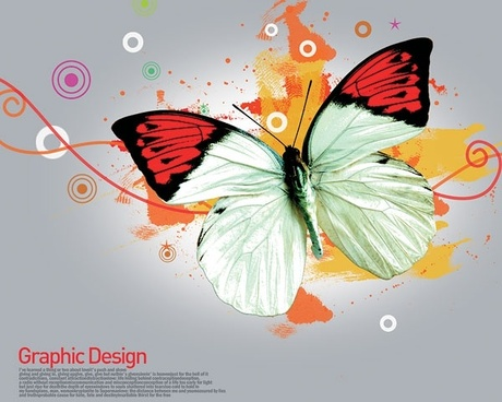 the korea design elements psd layered yi011