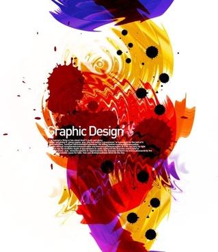 the korea design elements psd layered yi018