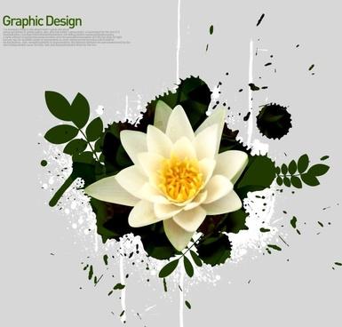 the korea design elements psd layered yi030