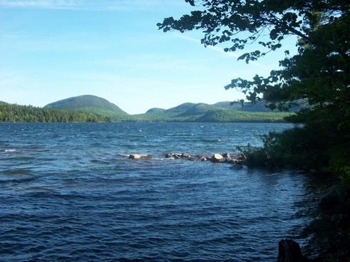 the lake where eagles roam