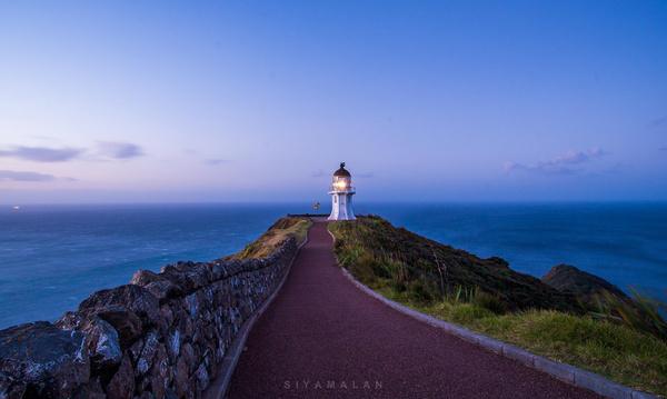 the lighthouse cape reinga