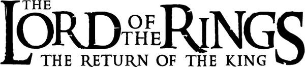 Lord Of The Rings Logo Vector