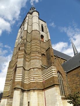 the netherlands aarschot church