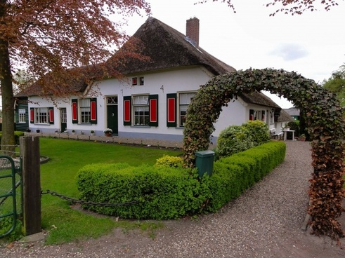 the netherlands house home