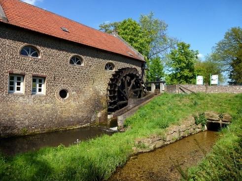 the netherlands landscape mill