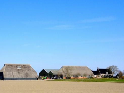 the netherlands landscape scenic
