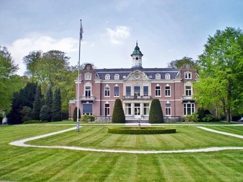 the netherlands palace mansion