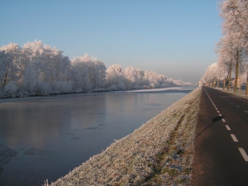 the netherlands river water