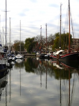 the netherlands ships boats