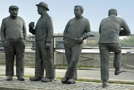 the netherlands statues sculptures