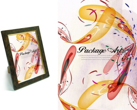 the package art series graffiti printing and application of 17