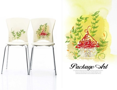 the package art series graffiti printing and application of 19