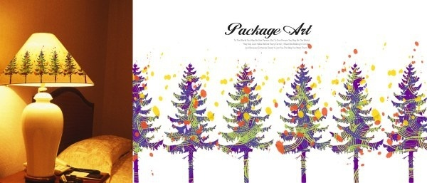 the package art series graffiti printing and application of 22