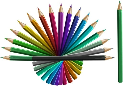 the pencil graphic psd layered
