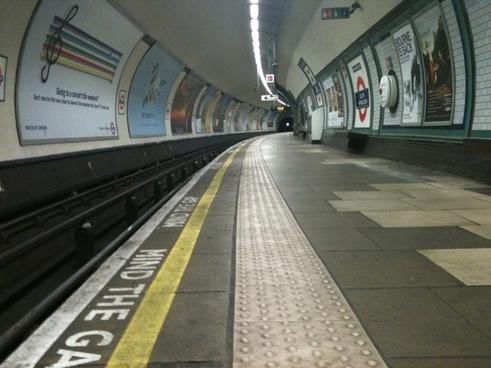 the platform at wimbledon