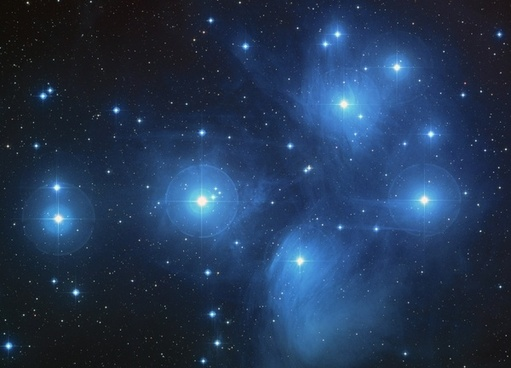 the pleiades star cluster star star clusters