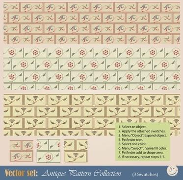 the quartet continuous pattern vector
