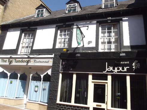 the raj tandoori and jaypur restaurant 39 parsons street banbury