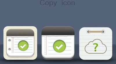 the refined ui icons psd layered