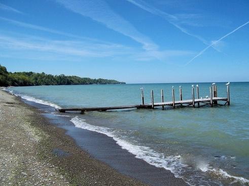 the sea gulls dock