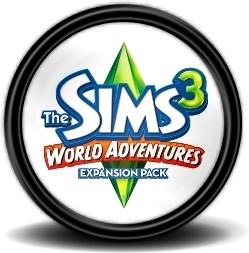 The Sims 3 World Adventures 4