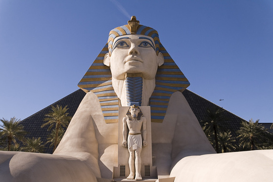 the sphinx 2 luxor las vegas
