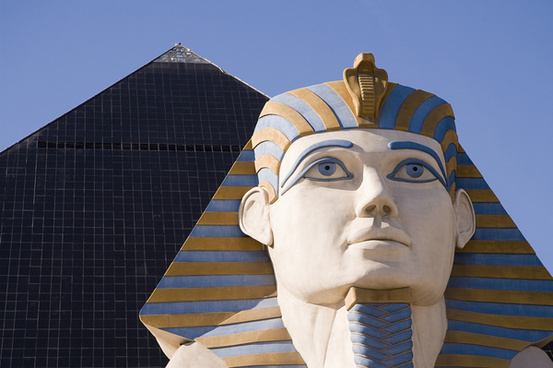 the sphinx luxor las vegas