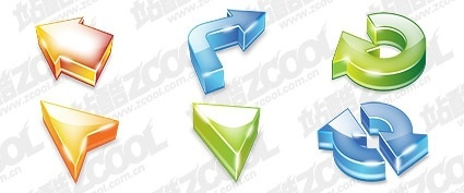 the stereo the arrow theme cool icon psd layered