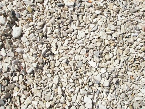 the stones pebbles beach