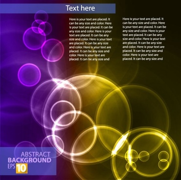 the trend of colorful background 04 vector