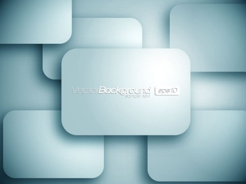 the trend of threedimensional background 01 vector