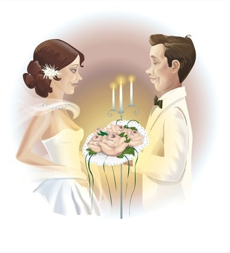 Vector Wedding Cdr Free Vector Download 3 289 Free Vector For