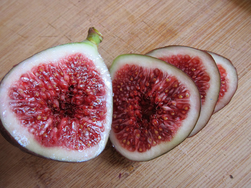 this year i have discovered an appreciation of figs