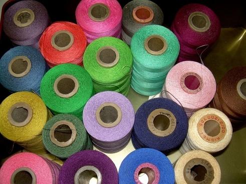 threads spools vintage thread