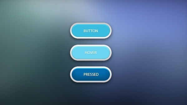 Three Clean Buttons