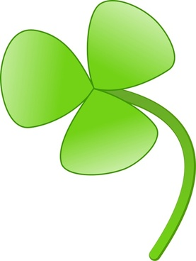 three leaves clover