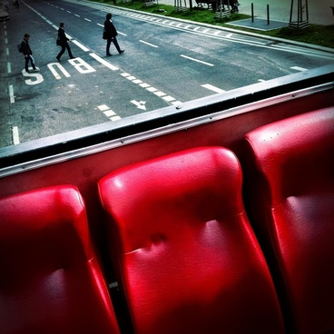 three red sit