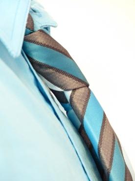 tie tie knot shirt