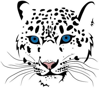 tiger image 13 vector