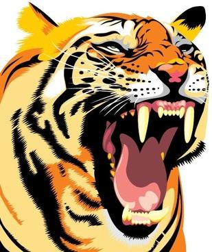 Tiger Vector Free Download Free Vector Download 345 Free Vector
