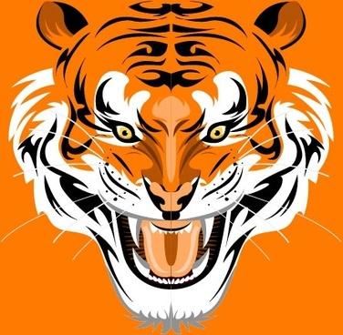 tiger image 43 vector
