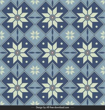 tile pattern template elegant repeating symmetry flat classic