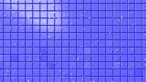 tile square water