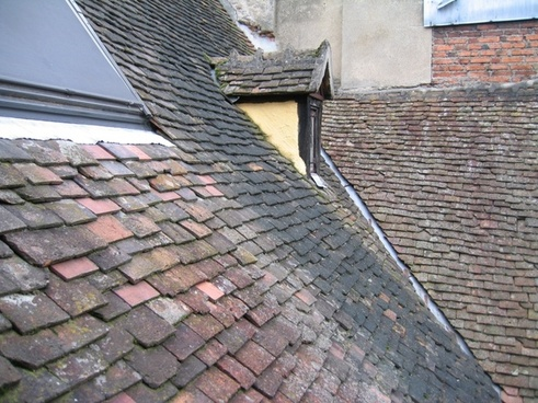 tiles roof former