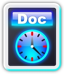 Time doc button