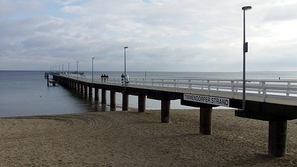 timmendorfer beach baltic sea