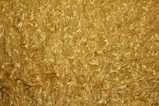 tiny golden fur